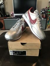 discount shop popular stores recognized brands 2012 Nike Tailwind Night Track NRG Disco Metallic Silver Red ...