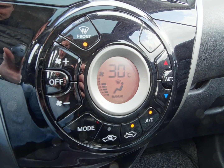 Nissan Note 1,2 Acenta Tech - billede 15