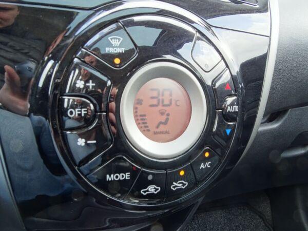 Nissan Note 1,2 Acenta Tech billede 15