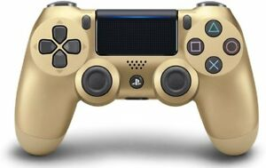 Sony-Dualshock-4-Wireless-Controller-for-Sony-PlayStation-4-Gold-NEW