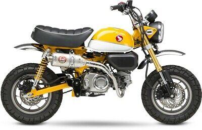 yoshimura 2019 honda monkey 125 full system race exhaust. Black Bedroom Furniture Sets. Home Design Ideas