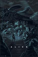 Alien Variant Alternative Movie Poster by Mondo Artist Laurent Durieux No. /225