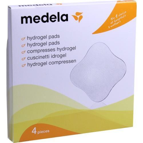 MEDELA Hydrogel Pads 4 St 07289222