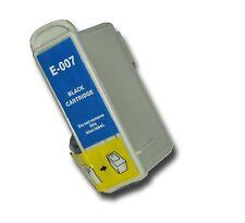 1 T007 Black non-OEM Ink Cartridges For Epson Stylus Photo 1280 1290 1290s