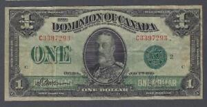 1923-DC-25j-Dominion-of-Canada-One-Dollar-F-15