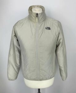 62746eadd Details about THE NORTH FACE Womens Insulated Jacket Coat | Puffer TNF |  Medium M White