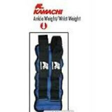 Kamachi 1.5 Kg Ankle / Wrist Weight Pair Of 3 For Exercise Fitness Home Gym.