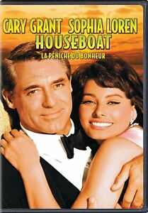 HOUSEBOAT-CARY-GRANT-NEW-DVD