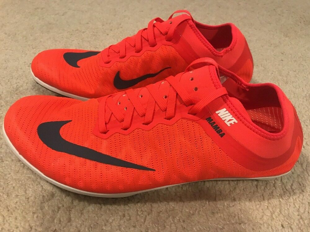 NWOB Nike Zoom Mamba Distance Track Spike Men's Comfortable The most popular shoes for men and women