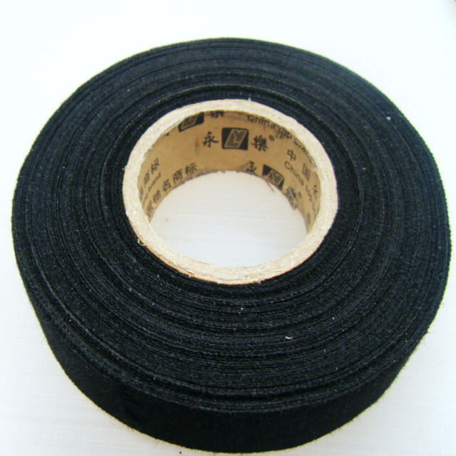 Groovy Wiring Loom Harness Adhesive Cloth Fabric Tape Cable Looms 19Mm 25M Wiring 101 Akebwellnesstrialsorg