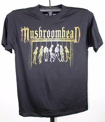 Mushroomhead T Shirt Hardcore Punk Rock Waylon Screams  Black Small