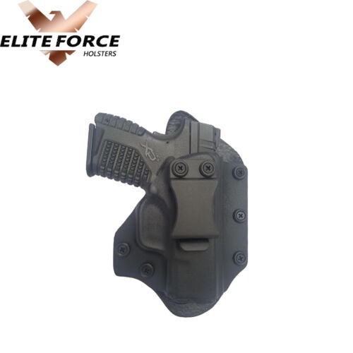Springfield Armory Models Hybrid IWB Gun Holster Kydex Leather