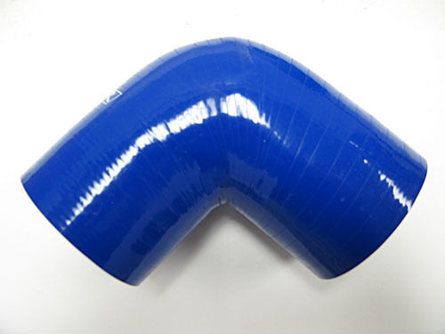 "OBX 90 Degree Silicon 3.25/"" 3.25/"" Elbow Coupler Blue"