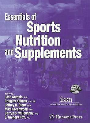 1 of 1 - Essentials of Sports Nutrition and Supplements