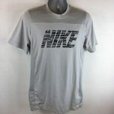 item 7 Nike Dri-Fit Men s Performance Gym Workout Mesh SS T Shirt Grey  SMALL R132-12 -Nike Dri-Fit Men s Performance Gym Workout Mesh SS T Shirt  Grey SMALL ... 2531de1a7