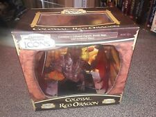 D&D Dungeons and Dragons Icons Colossal Red Dragon Limited Edition Miniature