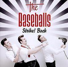 Strike-Back-inkl-Bonus-CD-von-Baseballs-the-CD-Zustand-gut