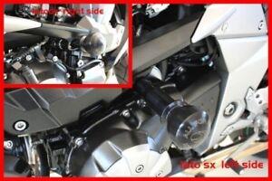 Tampons-Protection-Chassis-Paracarene-EVOTECH-Kawasaki-Z1000-Z-1000-2007-2008