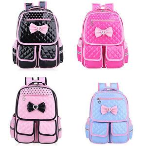 Damen-Schulter-Rucksack-Schule-Rucksack-Taschen-Reise-Teenager-Buchbags-Taschen