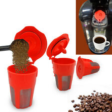 Refillable Reusable Coffee Filter K-Cup Filter Tool for Keurig 2.0