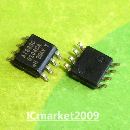 5 PCS AT88SC0104CA-SH SOP-8 AT88SC0104 AT88SC 0104CA devices with user memories