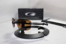 Oakley Nanowire 1.0 Sunglasses W/bronze Polarized Lens 30-754