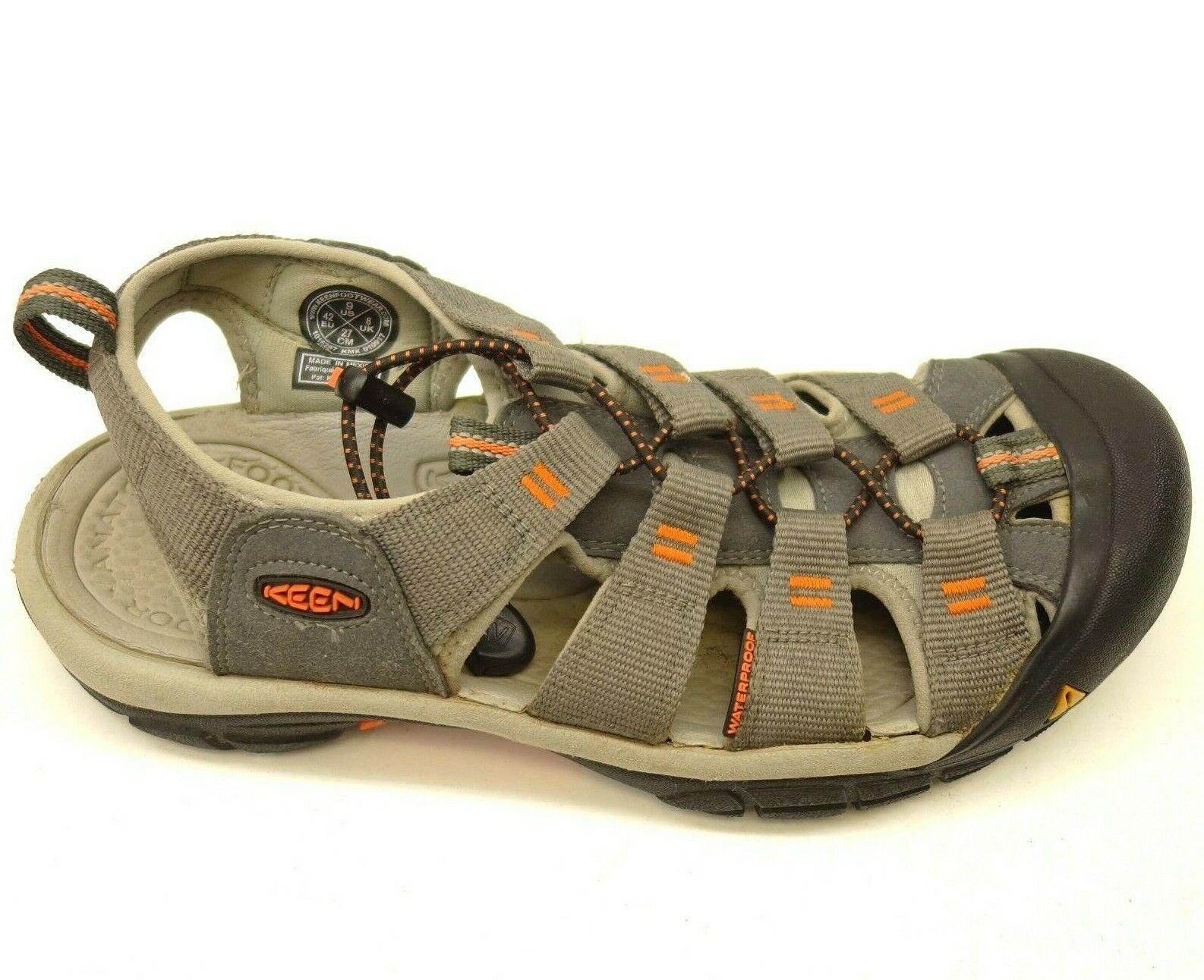 Keen Newport H2 US 9 Ue 42 gris Senderismo Sandalias para Caminar Agua