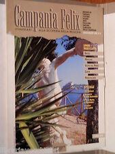 CAMPANIA FELIX N 4 Luglio Agosto 1996 Bacoli Morcone Vietri sul Mare Capua di e