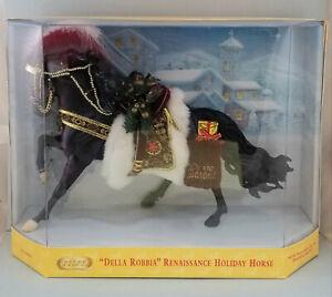 Breyer-700105-Della-Robia-2005-Christmas-Holiday-Horse-Andalusian-NIB