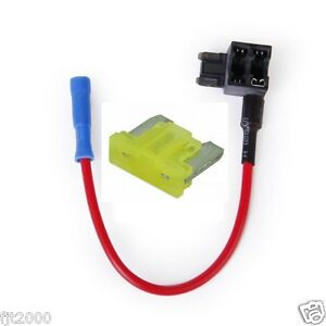 s l300 micro blade mini atm fuse plug add a circuit fuse block extension
