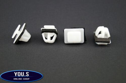 10 x support fixation clip Hyundai tucson sonata santa Misionero Carnival 87756-38000