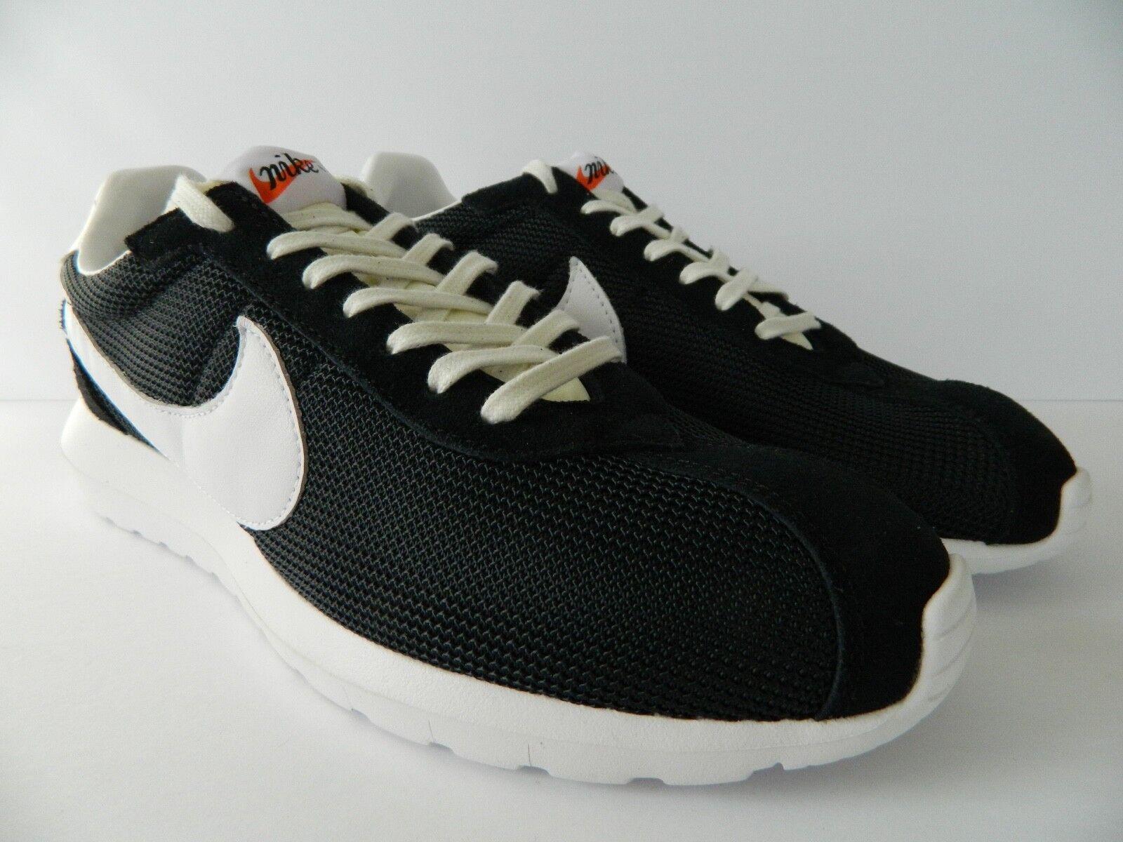 Nike Roshe LD-1000 QS ( Black White-White) ( 802022 001 ) NIB