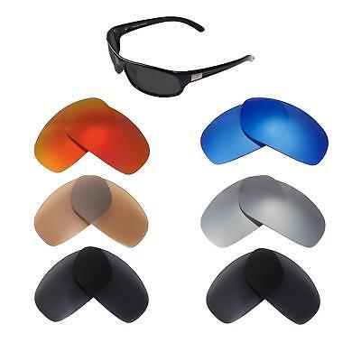 d03332f40d Walleva Replacement Lenses for Bolle Anaconda Sunglasses-Multiple ...