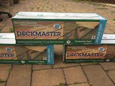 GRABBER CONST DMP100-10 Deck Master Hidden Deck Bracket Kit