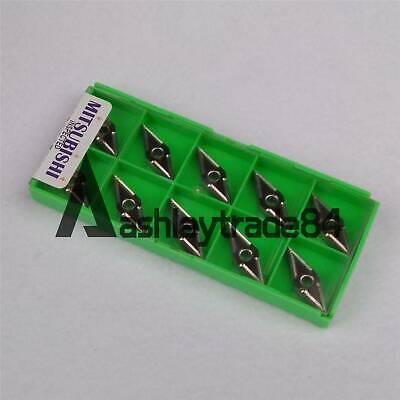 MITSUBISHI 10PCS VNMG331MA VNMG160404 NX2525 Carbide Inserts