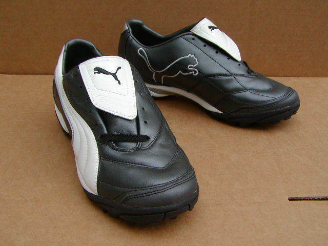 PUMA VENCIDA II TT SOCCER CLEATS 101122-01   SIZE 7.5   NEW W O BOX