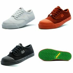 Breaker 4x4 Canvas Sneakers Thai Shoes