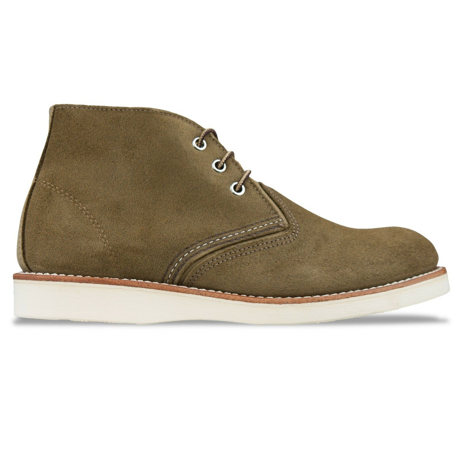 Bottines RED WING-NEW RED WING Chukka Chukka Chukka Bottes-Tan/Marron/Olive MOHAVE LTHR-EntièreHommes t NEUF dans sa boîte c46c57