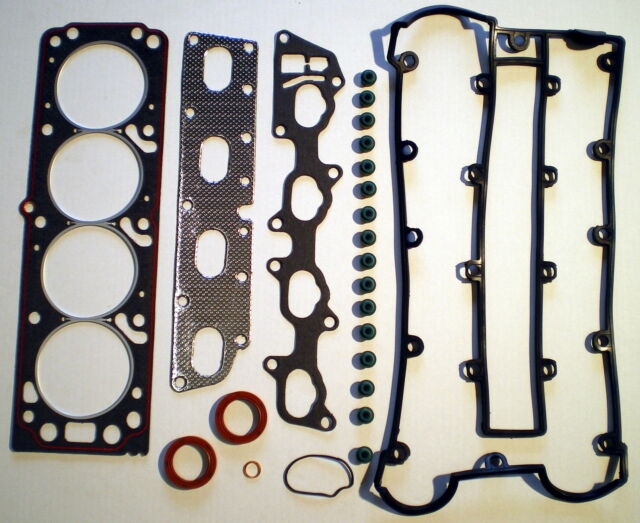 Kopfdichtung Set Astra Calibra Cavalier Kadett Vectra 16V rot TOP c20xe c20let