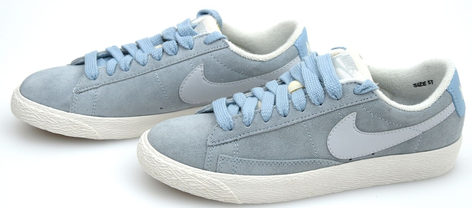 Nike Womens Sneakers Casual shoes Trainers Blazer Low Suede VNTG 517371 402