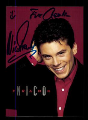 Stetig Nico Frank Autogrammkarte Original Signiert ## Bc 146840 Sammeln & Seltenes