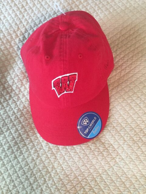 quality design 7bc38 7dee7 NEW-Women s University of Wisconsin-Badgers Hat-Rhinestones-Bling