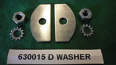 """Jeep Willys MB """"D"""" reinforcement washer for coil bracket   G503"""