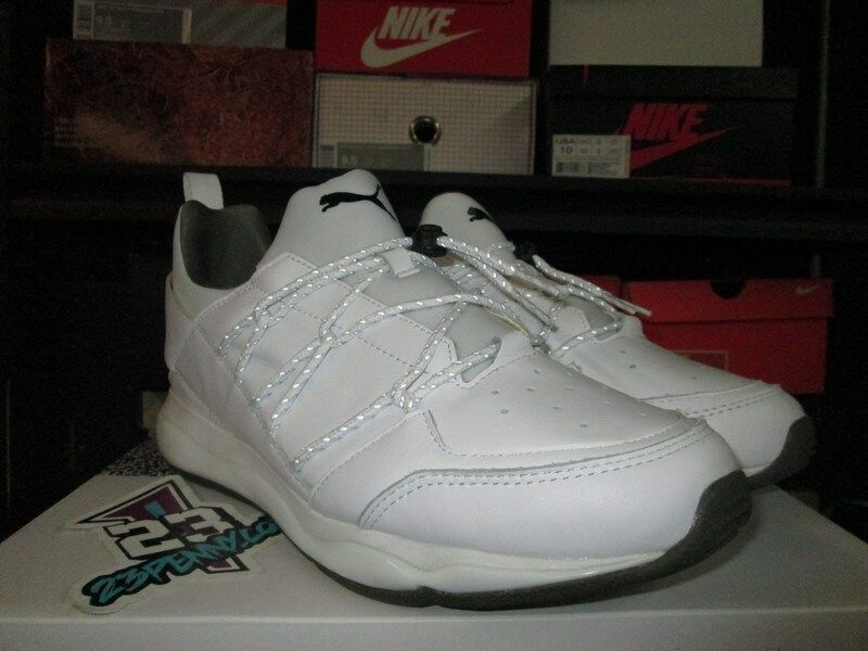 fdb85b2b363a SALE SALE SALE PUMA TRAPSTAR CELL BUBBLE WHITE BLACK SHOES 364687 01 SZ 8-11