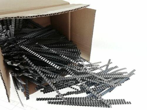 Estrichwellenverbinder Estrichklammern 120 mm 400 Stück