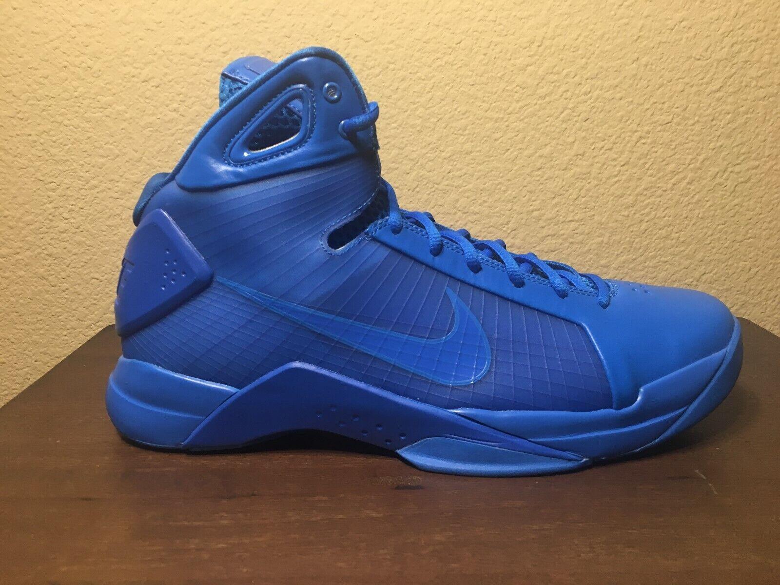 Nike Hyperdunk Retro '08 Mens Mens Mens Photo bluee Basketball shoes {820321-400} Sz 12 220741