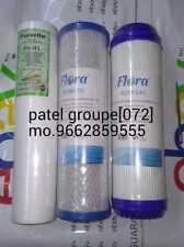 RO Water Filters  whallhanging Undersink Model (Spun+CTO+GAC+)[072]