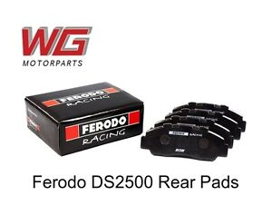 Ferodo DS2500 Rear Brake Pads for Rover 620 - PN: FCP956H