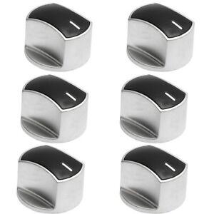 8 X Blanc BELLING cuisinière four et plaque de cuisson et brûleur de boutons de contrôle commutateur