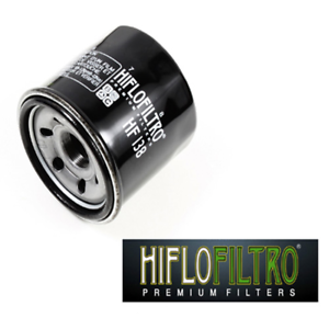 Oil Filter For 2005 Suzuki LT-A700X KingQuad 4x4 ATV~Hiflofiltro HF138